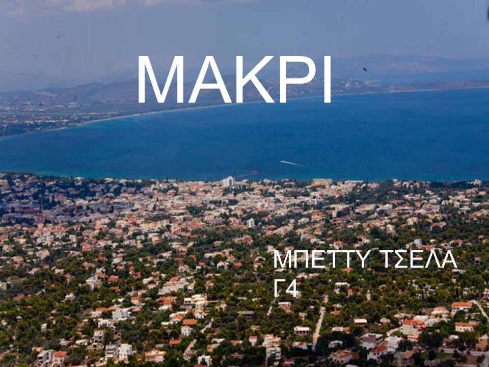ΜΑΚΡΗ ΜΑΚΡΙ ΜΠΕΤΤΥ ΤΣΕΛΑ Γ4