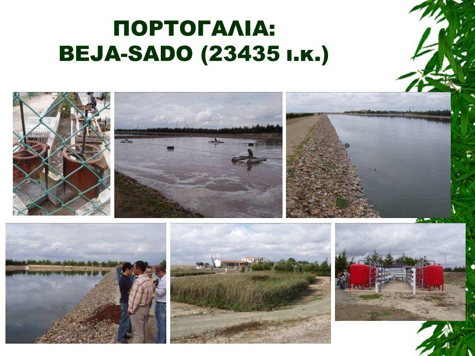 ΠΟΡΤΟΓΑΛΙΑ: BEJA-SADO (23435 ι.κ.)