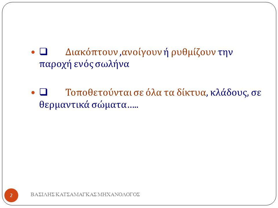 ΒΑΣΙΛΗΣ ΚΑΤΣΑΜΑΓΚΑΣ ΜΗΧΑΝΟΛΟΓΟΣ 3