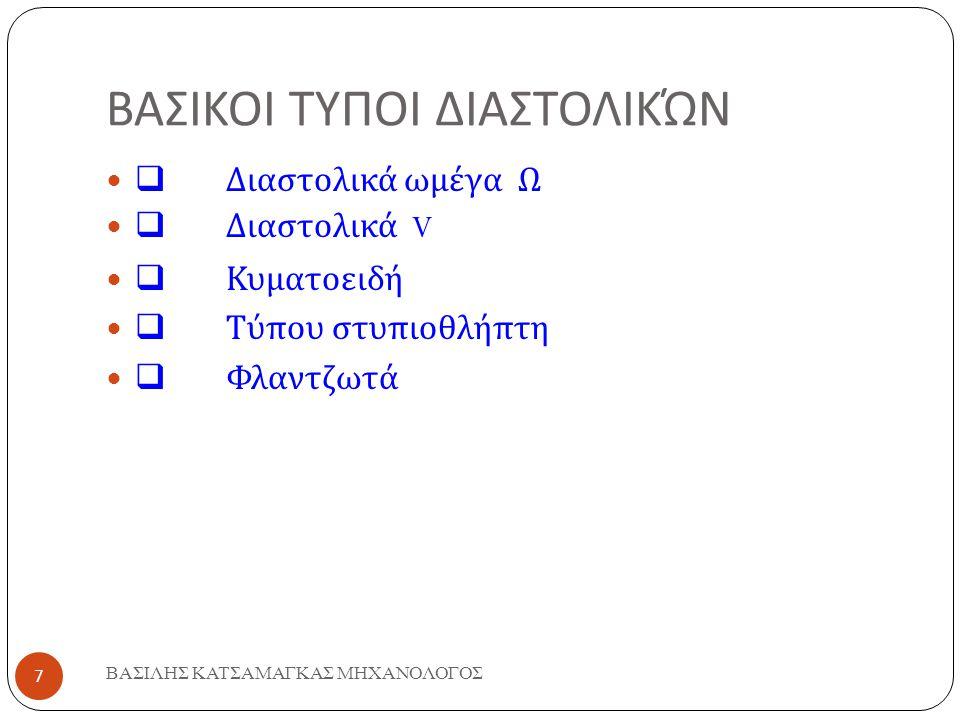 ΒΑΣΙΛΗΣ ΚΑΤΣΑΜΑΓΚΑΣ ΜΗΧΑΝΟΛΟΓΟΣ 8