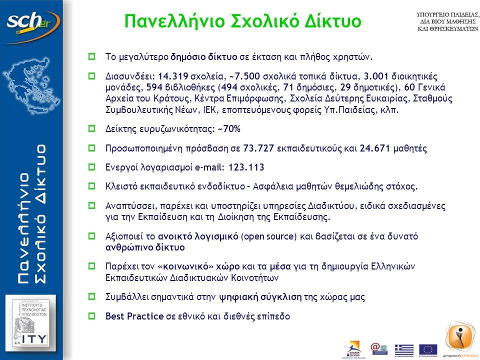 Ύπαρξη σημείου παρουσίας του ΕΔΕΤ-3 και του ΠΣΔ, στον Δήμο που έχει αναπτύξει το μητροπολιτικό οπτικό δίκτυο  30 Δήμοι στους οποίους έχει υλοποιηθεί μητροπολιτικό οπτικό δίκτυο και παράλληλα υπάρχει σημείο παρουσίας του ΕΔΕΤ-3 και του ΠΣΔ.