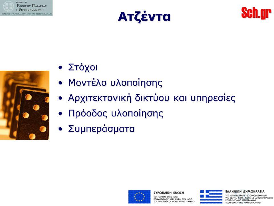 Sch.gr Μαθητές/ΗΥ στην Πρωτοβάθμια Εκπαίδευση