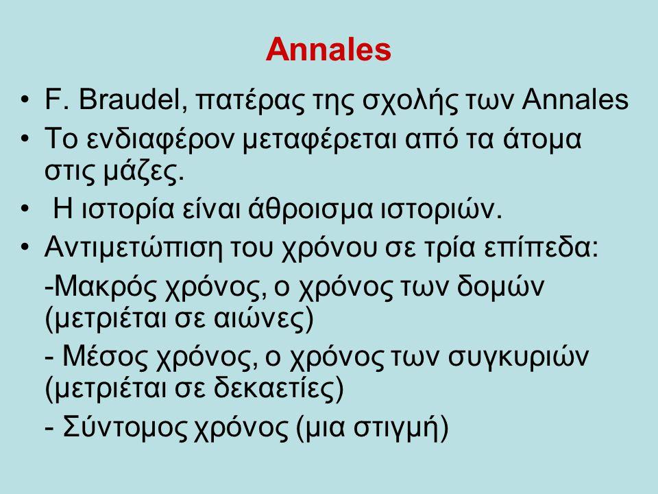 Annales •F.