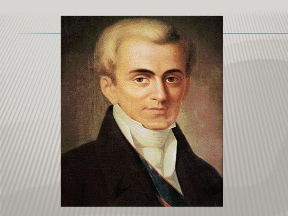  Γέννηση: 10 Φεβρουαρίου 1776 στην Κέρκυρα  Γονείς: Αντώνης-Μαρία Καποδίστρια, δικηγόρος στο επάγγελμα και Διαμαντίνα Γονέμη, κόρη αριστοκρατικής οικογένειας  Καταγωγή: αμφιλεγόμενη: Ίστρια της Αδριατικής/Βενετία