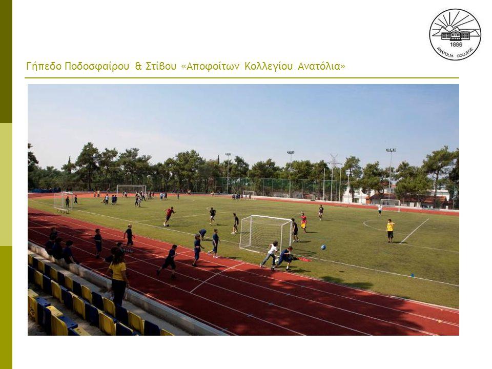 Γήπεδο Ποδοσφαίρου & Στίβου «Αποφοίτων Κολλεγίου Ανατόλια»
