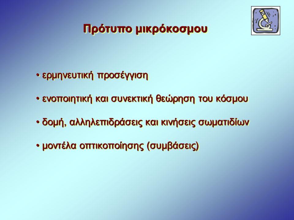 Για επιμορφωτικό υλικό / λογισμικό στη διεύθυνση: http://micro-kosmos.uoa.gr/ Θα βρείτε: Περιγραφή των νέων βιβλίων ΦΥΣΙΚΑ – Ερευνώ και Ανακαλύπτω ενδεικτικές Μεθοδολογικές Οδηγίες, Συστημικές / Διαθεματικές Συσχετίσεις, Προσομοιώσεις / Οπτικοποιήσεις μικροΚόσμου, Προτάσεις Επιλογής / Προγραμματισμού Θεματικών Ενοτήτων και Προετοιμασία / Χρονικό Καταμερισμό της Εκπαιδευτικής Διαδικασίας / Πειραματικές Πρακτικές και -κυρίως- Παραδείγματα Εφαρμογής / Δειγματική Παρουσίαση της Εκπαιδευτικής Διαδικασίας για τη βέλτιστη αξιοποίηση των νέων βιβλίων από τους εκπαιδευτικούς