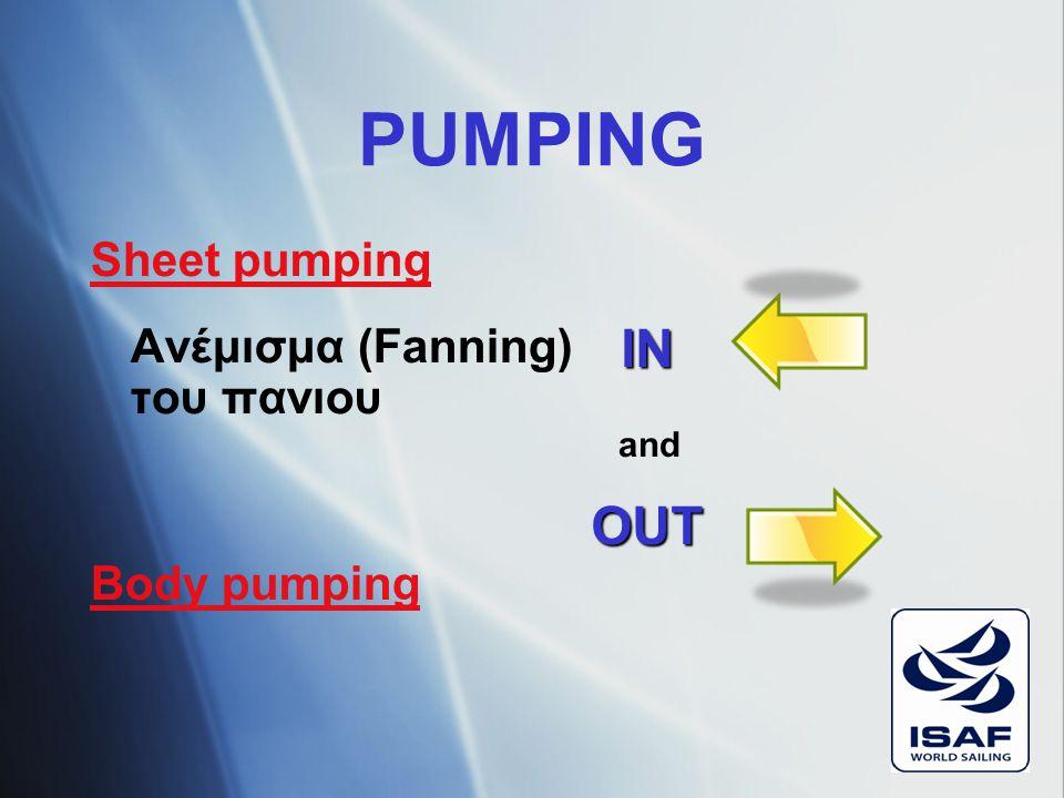 WORKING TIME! Πόσα είδη Pumping γνωρίζετε?