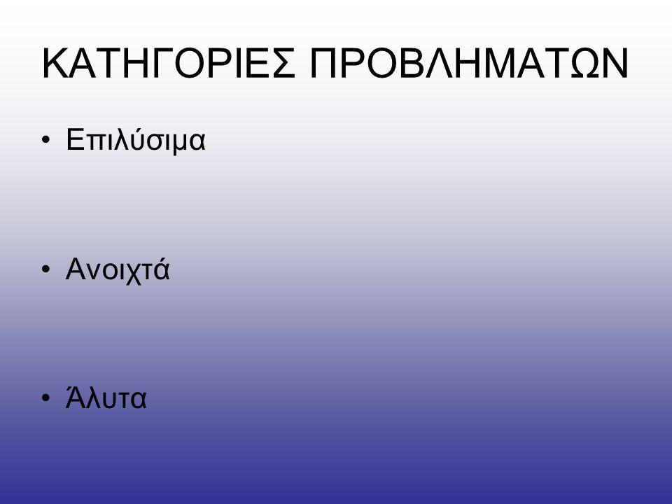 ΑΝΑΚΕΦΑΛΑΙΩΣΗ