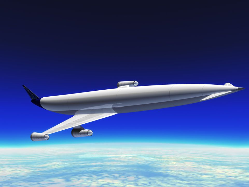 Κατεθυνόμενο προς τον Νότιο Πόλο και με τελικό προορισμό τον Ειρηνικό Ωκεανό και την Αυστραλία, θα φθάνει τα 5 Mach την ώρα.