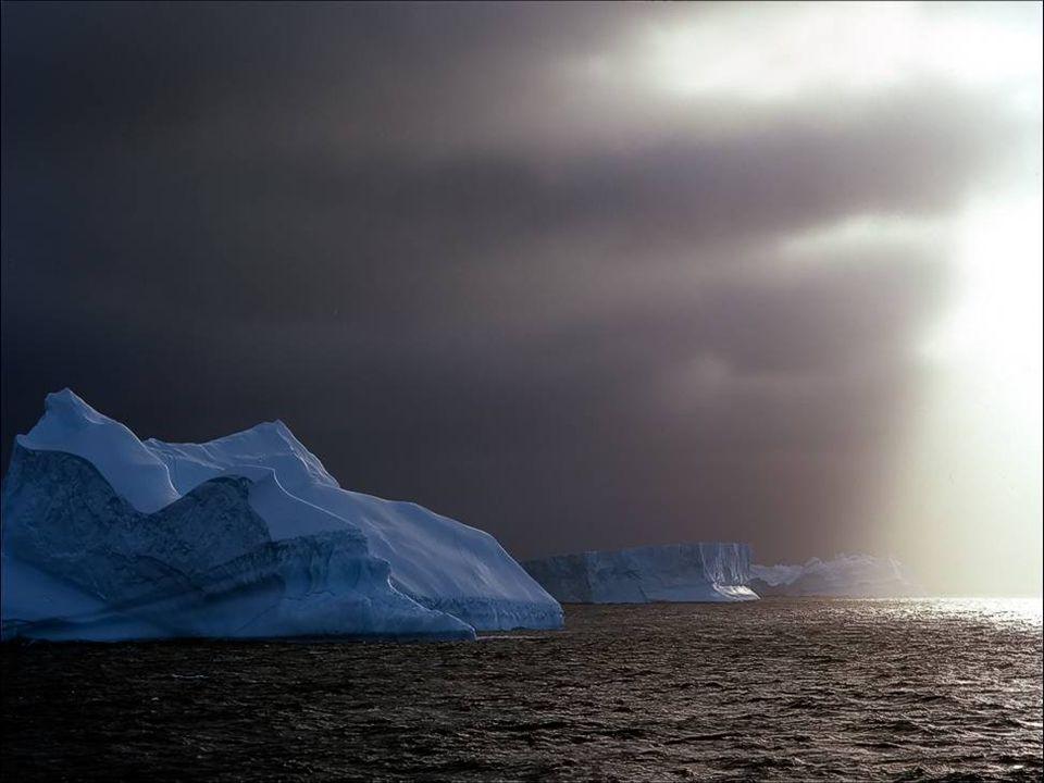 Η Ανταρκτική έχει τη χαμηλότερη θερμοκρασία στον πλανήτη μας φτάνοντας τους 70 ° Κελσίου κάτω από το μηδέν με ανέμους 300 χλμ.