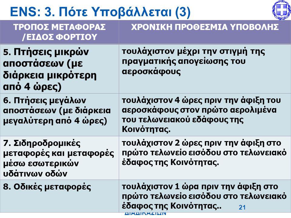ENS: 3.