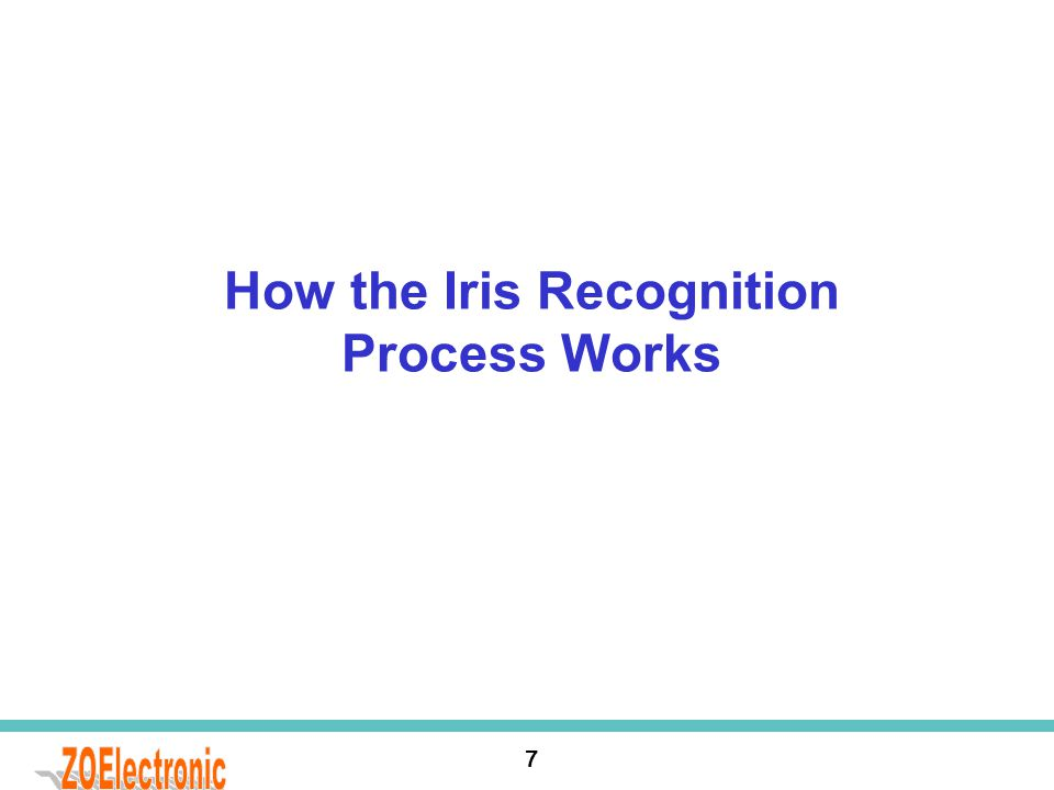 How the Iris Recognition Process Works 7