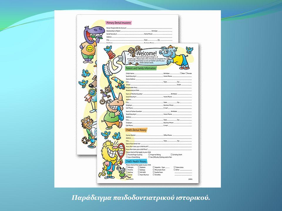 Διεθνείς Οδηγίες Ευρωπαϊκή Ακαδημία Παιδοδοντιατρικής •Ελάχιστη καταστολή της συνείδησης •Διατήρηση ικανότητας ασθενή να αναπνέει κανονικά •Διατήρηση προστατευτικών αντανακλαστικών •Απάντηση του ασθενή τόσο σε λεκτικά όσο και σε φυσικά ερεθίσματα (επίπεδα καταστολής 1 και 2) Αμερικάνικη Εταιρία Οδοντιατρικής •Επίβλεψη ασθενούς κατά την καταστολή •Έλεγχος πριν την καταστολή για επικίνδυνους παράγοντες •Νηστεία πριν την καταστολή, διαφορετικά μείωση επιπέδου καταστολής •Γνώση της φαρμακοκινητικής και αλληλεπίδρασης φαρμάκων •Γνώση αντιμετώπισης επειγόντων περιστατικών •Εξοπλισμός για υποστήριξη αναπνοής •Κατάλληλος χώρος για ανάνηψη μετά την καταστολή