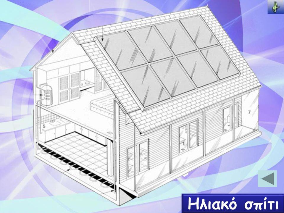Ηλιακό σπίτι