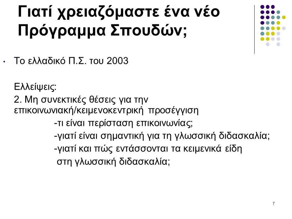 88 ΟΙ ΣΧΑΡΕΣ- ΠΑΡΑΔΕΙΓΜΑΤΑ ΕΠΕΞΕΡΓΑΣΙΑ ΓΡΑΠΤΟΥ ΛΟΓΟΥ 3.