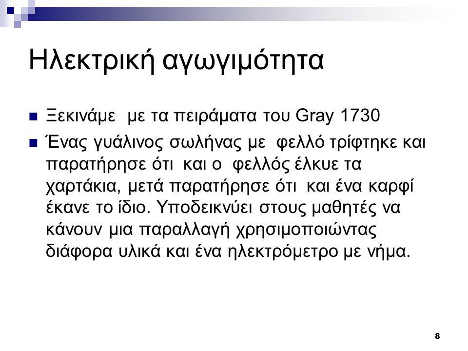 7 Σχέδιο έρευνας κατά τον Kipnis  Προκαταρκτικό  1.