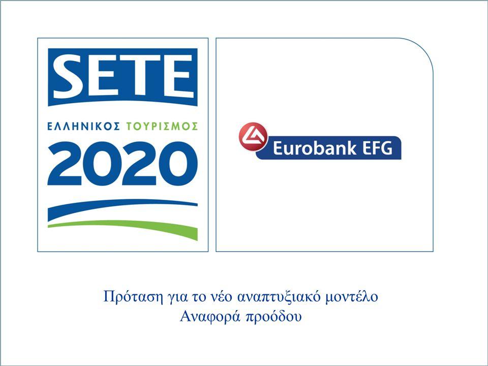 Πηγή: ΣΕΤΕ, 2009, Η Γαστρονομία στο Μάρκετινγκ του Ελληνικού Τουρισμού Κατευθύνσεις πολιτικής ανάπτυξης της τουριστικής προσφοράς διατομεακή προσέγγιση - γαστρονομία