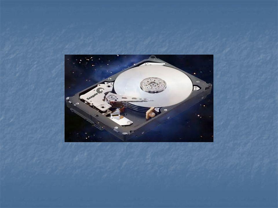 Περιγραφή: ΚΚΚΚάθε δίσκος έχει δύο επιφάνειες που φέρουν μαγνητικό υλικό για την καταγραφή δεδομένων.