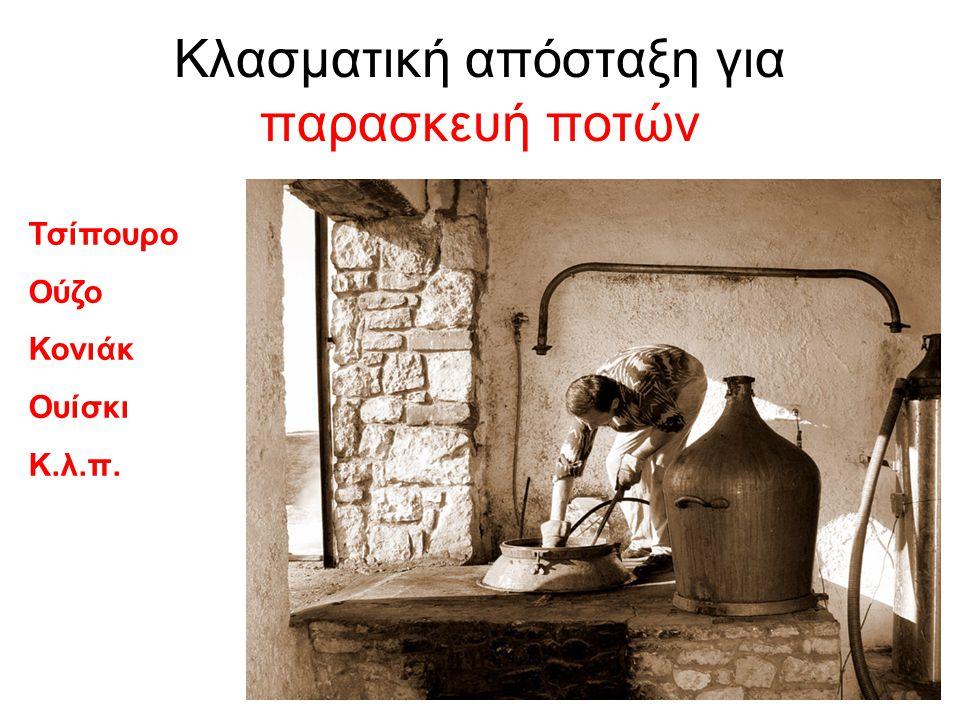 Κλασματική απόσταξη για παρασκευή ποτών Τσίπουρο Ούζο Κονιάκ Ουίσκι Κ.λ.π.