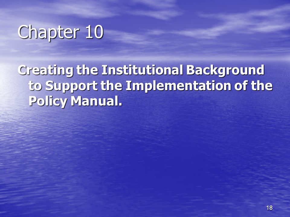 19 Chapter 11 Water Reforms in Greece: History and Future Prospects