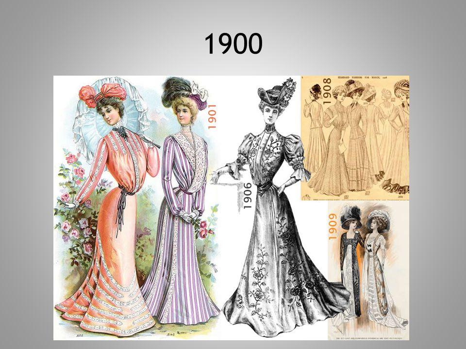 γ2)Μόδα είναι και αλλάζει. Η μόδα στον 20 ο αιώνα…. (1900-1990)