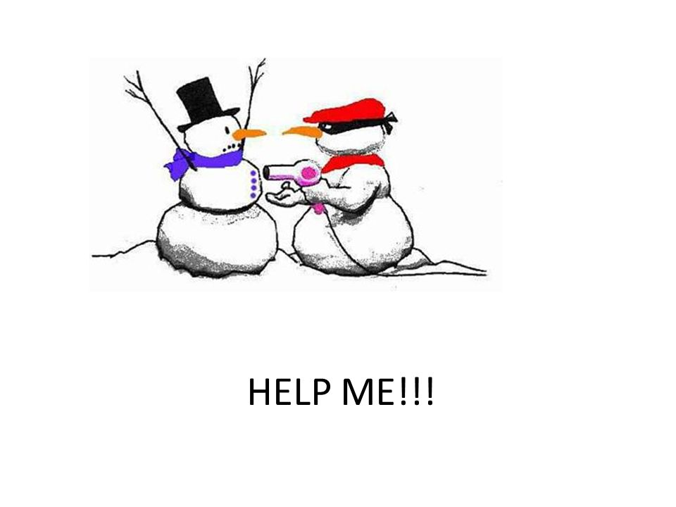 HELP ME!!!