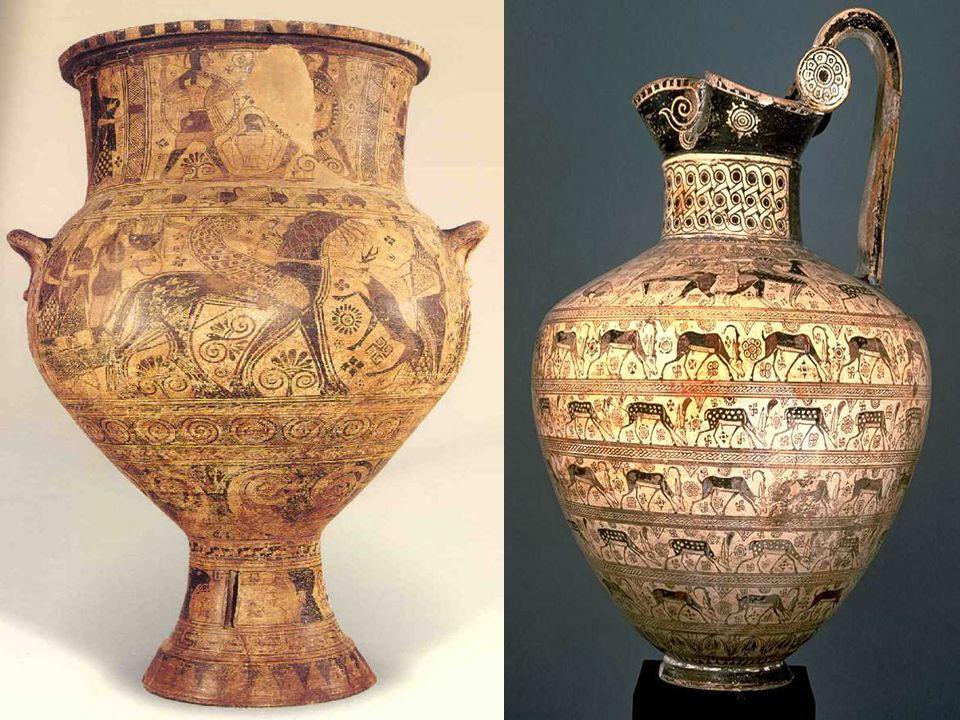 Ο Αχιλλέας σκοτώνει την Πενθεσίλεια, βασίλισσα των Αμαζόνων, η οποία συμμετείχε στον Τρωικό πόλεμο (στη διάσωση της Τροίας).
