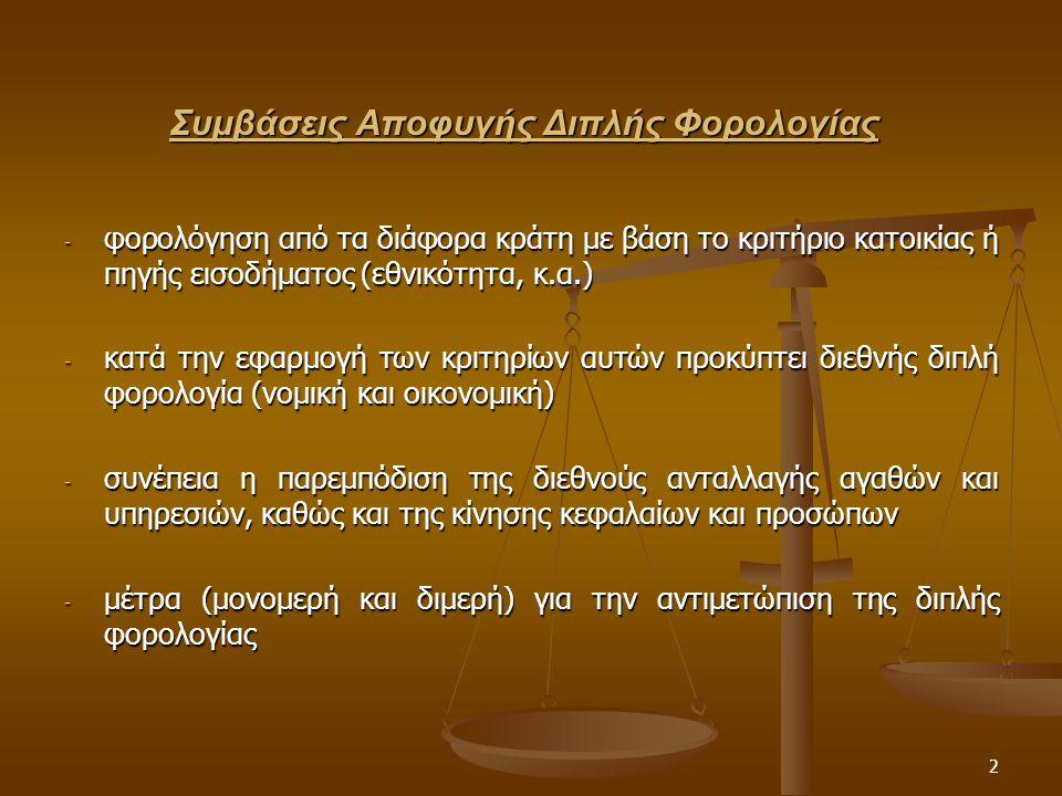13 © Κεραμεύς Παπαδημητρίου Παπαδόπουλος Δικηγορικά Γραφεία, 2010 Για περαιτέρω πληροφορίες, μπορείτε να αποτανθείτε στον κ.