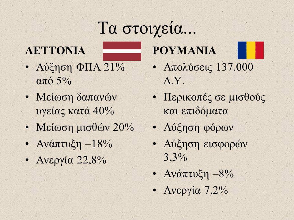 Τα στοιχεία...