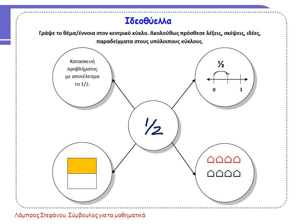 Λάμπρος Στεφάνου, Σύμβουλος για τα μαθηματικά