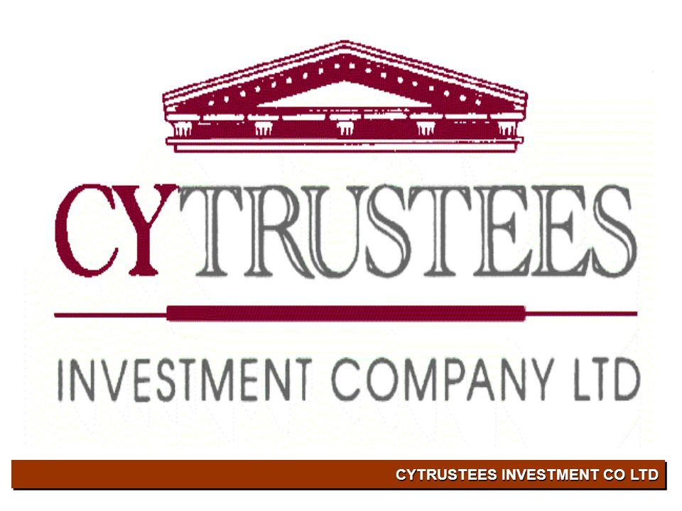 CYTRUSTEES INVESTMENT CO LTD