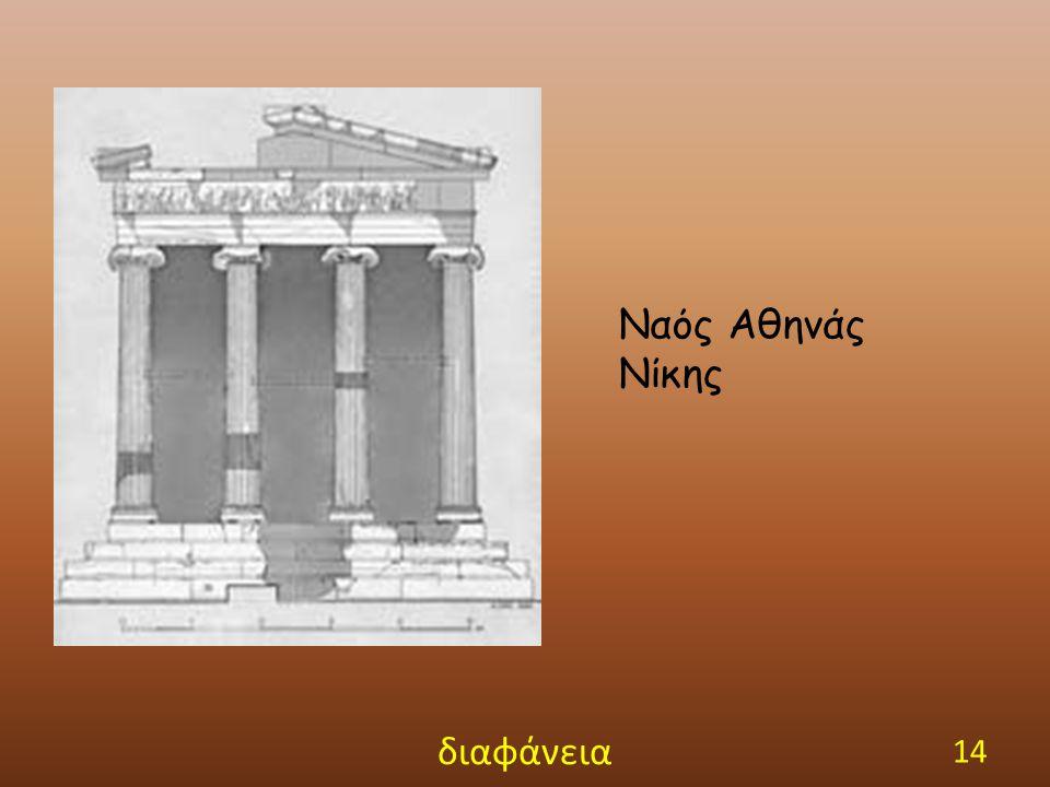 Ναός Αθηνάς Νίκης 14 διαφάνεια