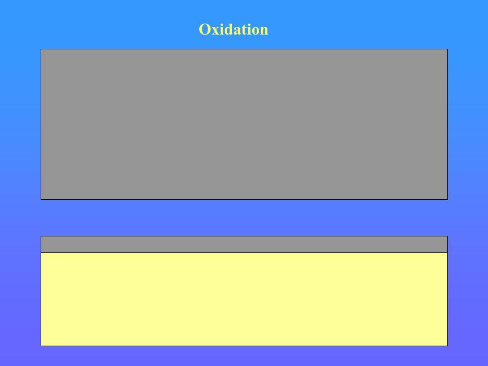 Si Oxidation