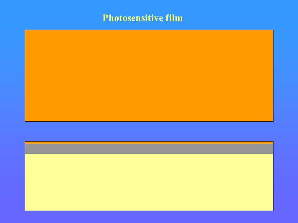 Si Photosensitive film
