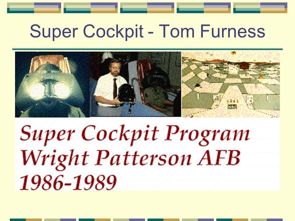 Super Cockpit - Tom Furness