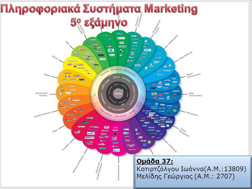 1.Εισαγωγικές Έννοιες: • Social Media • Social Media Aggretator 2.