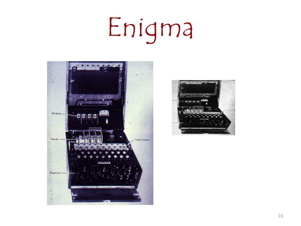 Enigma 16