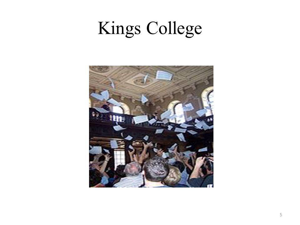 • Στο Πανεπιστήμιο του δόθηκε η δυνατότητα να αναπτύξει το ταλέντο του.
