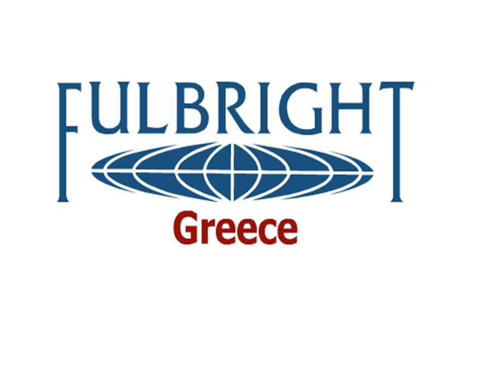 Fulbright Foundation Σύνδεσμος Ελληνίδων Επιστημόνων Παρασκευή, 30 Νοεμβρίου, 2007 Υποτροφίες Fulbright για μεταπτυχιακές σπουδές στις Η.Π.Α.