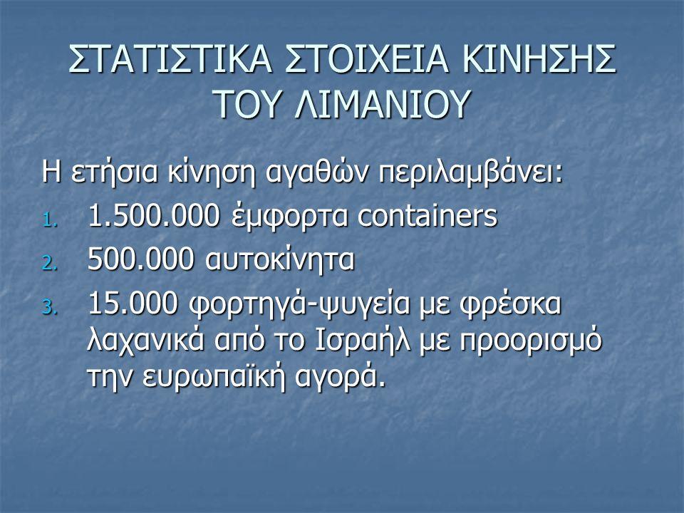 Η ΔΟΜΗ ΤΟΥ Ε'ΤΕΛΩΝΕΙΟΥ ΤΜΗΜΑ ΔΙΩΞΗΣ ΚΑΙ ΠΑΡΑΠΟΙΗΜΕΝΩΝ  Το Ε' Τελωνείο Πειραιά είναι το μεγαλύτερο Τελωνείο της Ελλάδας.