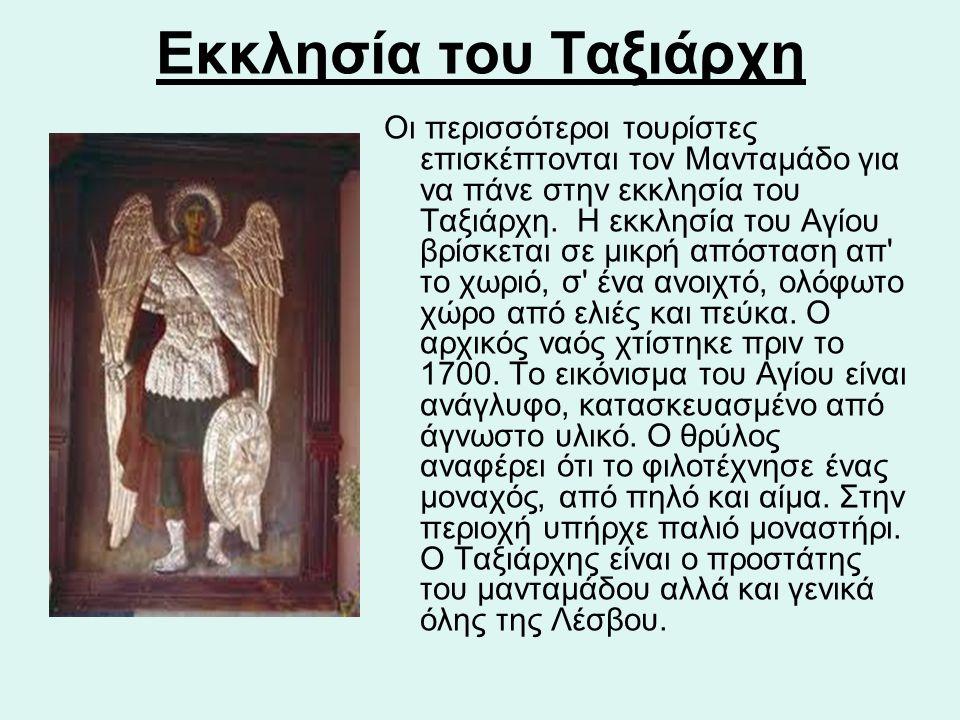 Πιο πολύ τον σεβόταν οι Τούρκοι για τα πολλά θαύματα που έκανε.