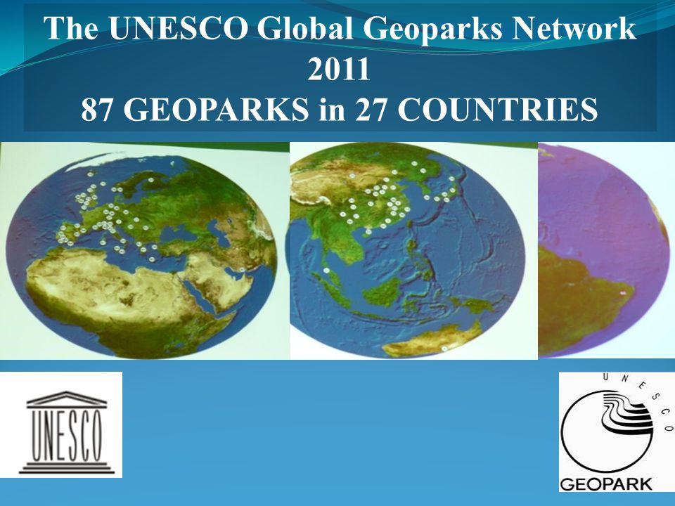 Τα Ευρωπαϊκά Γεωπάρκα… Σήμερα υπάρχουν 49 Ευρωπαϊκά Γεωπάρκα, τέσσερα στην Ελλάδα.