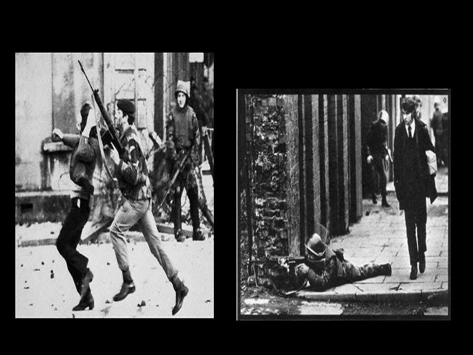 Στις αρχές της δεκαετίας του 80 τα μέλη του IRA που είχαν συλληφθεί και κρατούνταν στις βρετανικές φυλακές απαιτούν να χαρακτηριστούν πολιτικοί κρατούμενοι.