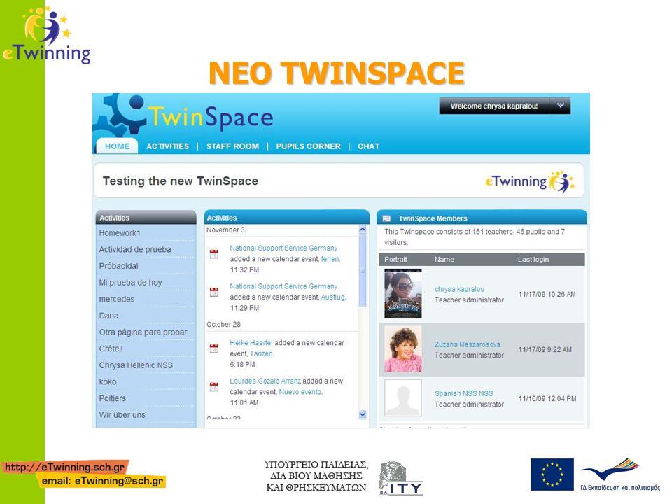 ΝΕΟ TWINSPACE