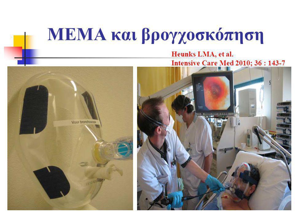 Heunks LMA, et al. Intensive Care Med 2010; 36 : 143-7