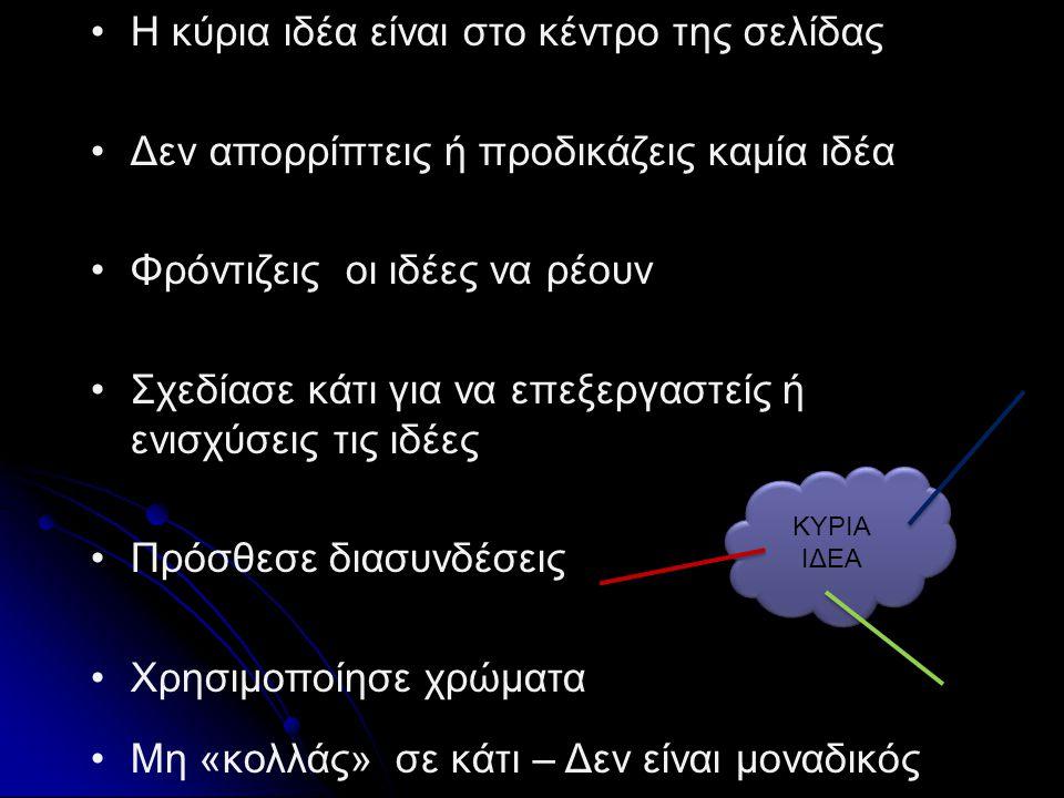 Τι είναι η εννοιολογική χαρτογράφηση; Μία μέθοδος που...