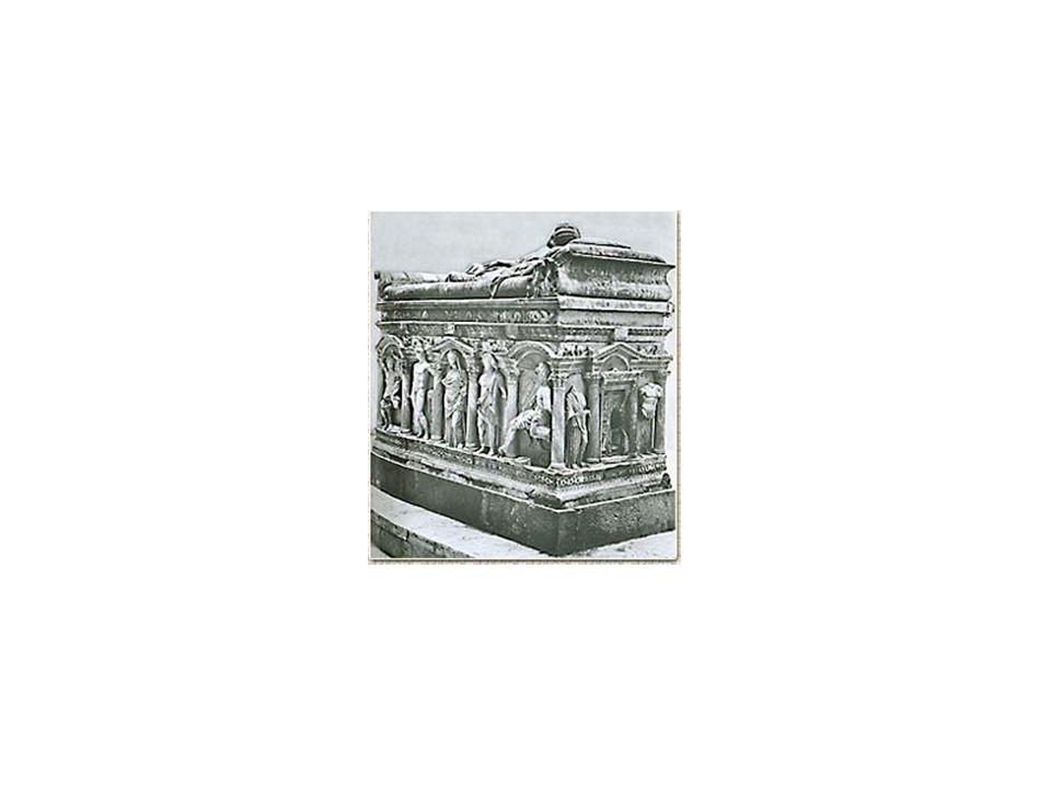 Κατά το 2ο αιώνα μ.Χ., η τέχνη κάνει στροφή προς τον κλασικισμό και ιδιαίτερα προς τα καλλιτεχνικά ρεύματα της εποχής του Αυγούστου. Χαρακτηριστικά γν