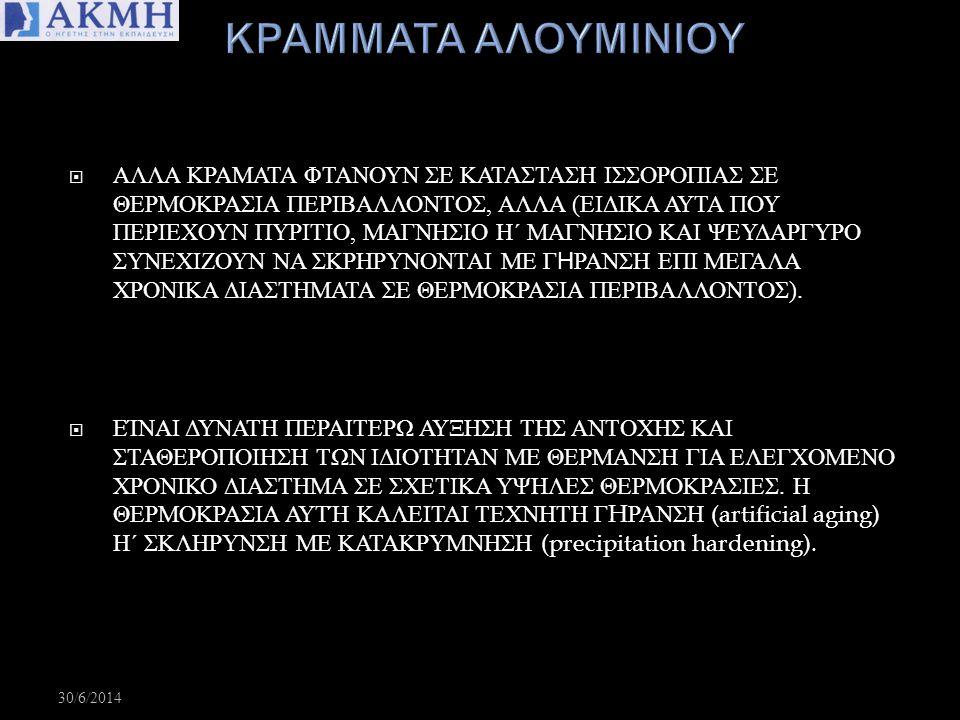  ΑΛΛΑ ΚΡΑΜΑΤΑ ΦΤΑΝΟΥΝ ΣΕ ΚΑΤΑΣΤΑΣΗ ΙΣΣΟΡΟΠΙΑΣ ΣΕ ΘΕΡΜΟΚΡΑΣΙΑ ΠΕΡΙΒΑΛΛΟΝΤΟΣ, ΑΛΛΑ ( ΕΙΔΙΚΑ ΑΥΤΑ ΠΟΥ ΠΕΡΙΕΧΟΥΝ ΠΥΡΙΤΙΟ, ΜΑΓΝΗΣΙΟ Η΄ ΜΑΓΝΗΣΙΟ ΚΑΙ ΨΕΥΔΑΡ