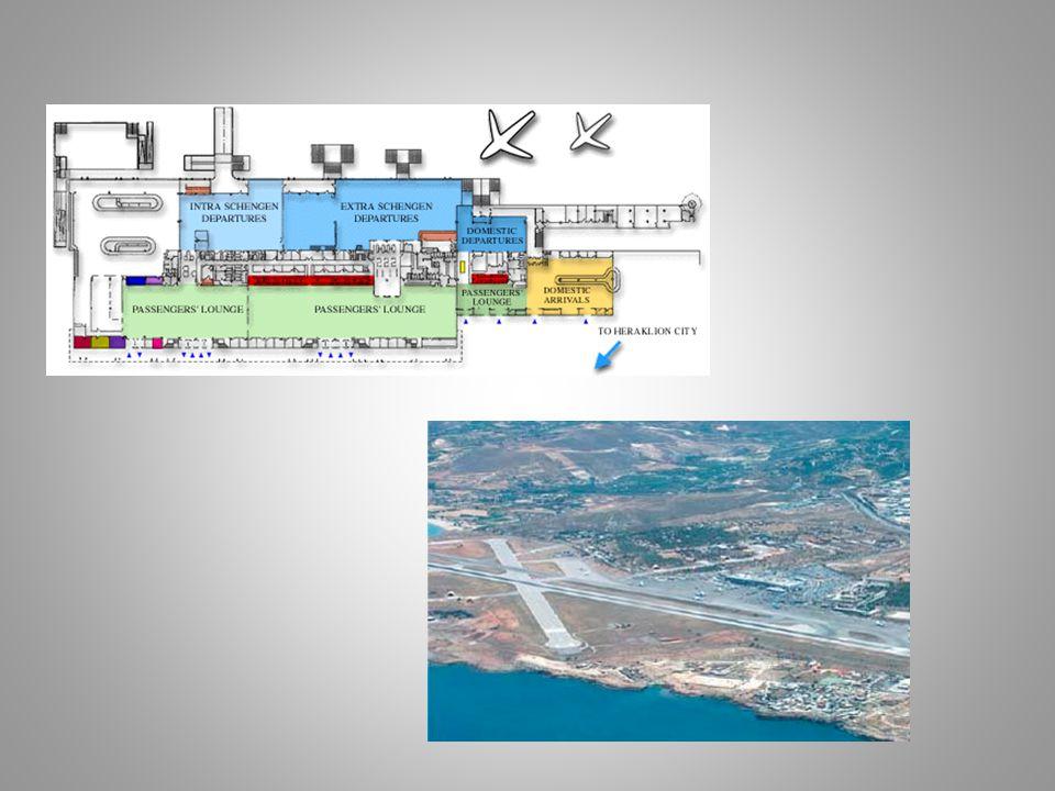 Τι θα συμβεί στην Κρήτη Cretan Airports201120202037GAGR Iraklion ( 13.5 % ) 5,277,3076,300,0008,750,0002.0% Chania ( 4.5 % ) 1,774,5772,181,3343,980,3813.5% Sitia 39,69347,87872,8532.5% Κρητικά Αεροδρόμια ………………… 7.1 εκατ …… ( 18.1 % ) Στην Κρήτη προβλέπεται να διαγκωνιστούν ( ; ) τρία (3) εταιρικά σχήματα.