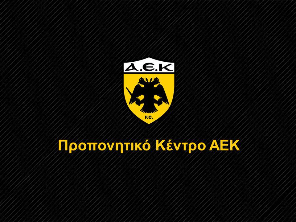 Προπονητικό Κέντρο AEK